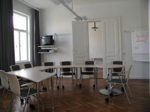 Großer Seminarraum - Architekt Prinz