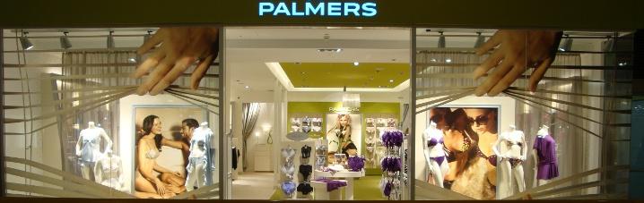 Palmers Filiale SCS, Galerie